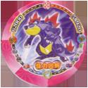 Pokémon (large pink sheet) 018-160-Feraligatr-怪力凶鱷.