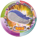 Pokémon (large pink sheet) 032-321-Wailord-飛船鯨.