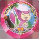 Pokémon (large pink sheet) 050-300-Skitty-枝猫.