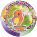 Pokémon (large pink sheet) 053-004-Charmander-小火龍.