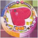 Pokémon (large pink sheet) 067-370-Luvdisc-愛卡斯.
