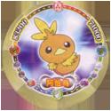 Pokémon (large pink sheet) 075-255-Torchic-阿恰鳥.