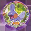 Pokémon (large pink sheet) 079-258-Mudkip-水克羅.