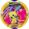 Pokémon Advanced Generation 27-負電拍拍-(312-Minun).