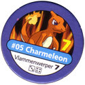 Pokémon Master Trainer 005-Charmeleon.