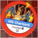 Pokémon Master Trainer 006-Charizard.