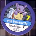 Pokémon Master Trainer 008-Wartortle.