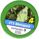 Pokémon Master Trainer 011-Metapod.