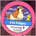 Pokémon Master Trainer 016-Pidgey.