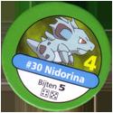 Pokémon Master Trainer 030-Nidorina.