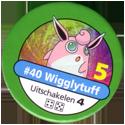 Pokémon Master Trainer 040-Wigglytuff.