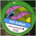Pokémon Master Trainer 042-Golbat.