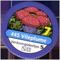 Pokémon Master Trainer 045-Vileplume.