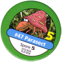 Pokémon Master Trainer 047-Parasect.