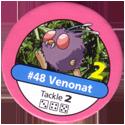 Pokémon Master Trainer 048-Venonat.