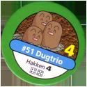 Pokémon Master Trainer 051-Dugtrio.