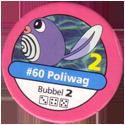 Pokémon Master Trainer 060-Poliwag.
