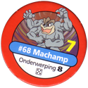 Pokémon Master Trainer 068-Machamp.