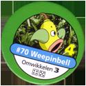 Pokémon Master Trainer 070-Weepinbell.