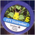 Pokémon Master Trainer 071-Victreebel.