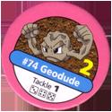 Pokémon Master Trainer 074-Geodude.