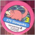 Pokémon Master Trainer 079-Slowpoke.