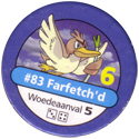 Pokémon Master Trainer 083-Farfetch'd.