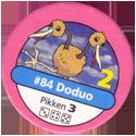 Pokémon Master Trainer 084-Doduo.