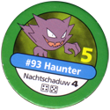 Pokémon Master Trainer 093-Haunter.