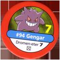 Pokémon Master Trainer 094-Gengar.
