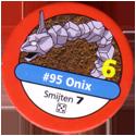 Pokémon Master Trainer 095-Onix.
