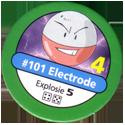 Pokémon Master Trainer 101-Electrode.