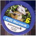 Pokémon Master Trainer 105-Marowak.