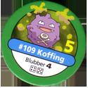 Pokémon Master Trainer 109-Koffing.