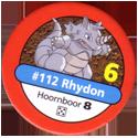Pokémon Master Trainer 112-Rhydon.