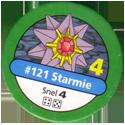 Pokémon Master Trainer 121-Starmie.