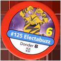 Pokémon Master Trainer 125-Electrabuzz.