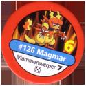 Pokémon Master Trainer 126-Magmar.