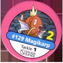 Pokémon Master Trainer 129-Magikarp.