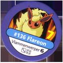 Pokémon Master Trainer 136-Flareon.