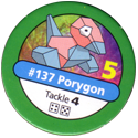 Pokémon Master Trainer 137-Porygon.