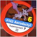 Pokémon Master Trainer 142-Aerodactyl.