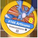 Pokémon Master Trainer 144-Articuno.