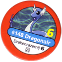 Pokémon Master Trainer 148-Dragonair.