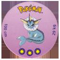 Pokémon 134-Vaporeon.