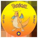Pokémon 149-Dragonite.
