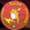 Pokémon (small) 026-Raichu.