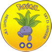 Pokémon (small) 043-Oddish.