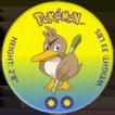 Pokémon (small) 083-Farfetch'd.