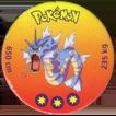 Pokémon (small) 130-Gyrados.